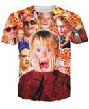 Macaulay Culkin Pizza Party Monster T-Shirt