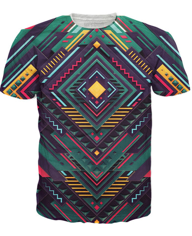 Pure Geometry T-Shirt