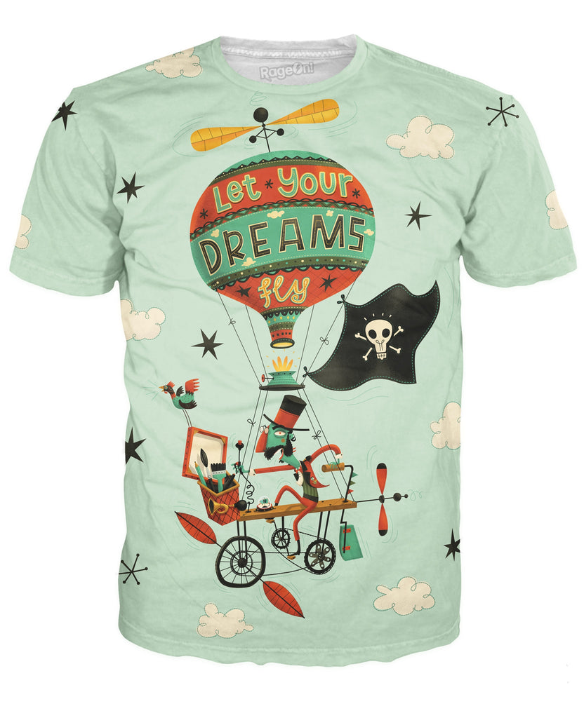 Let Your Dreams Fly T-Shirt