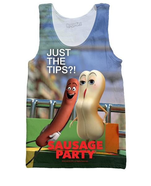 Just the Tips Tank Top