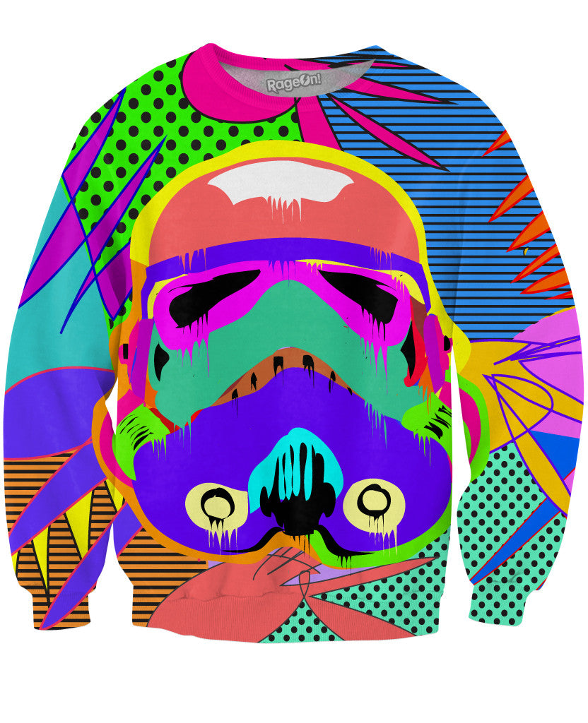 Space Soldier Crewneck Sweatshirt