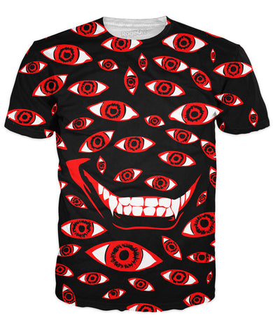 Control Art Restriction 666 T-Shirt