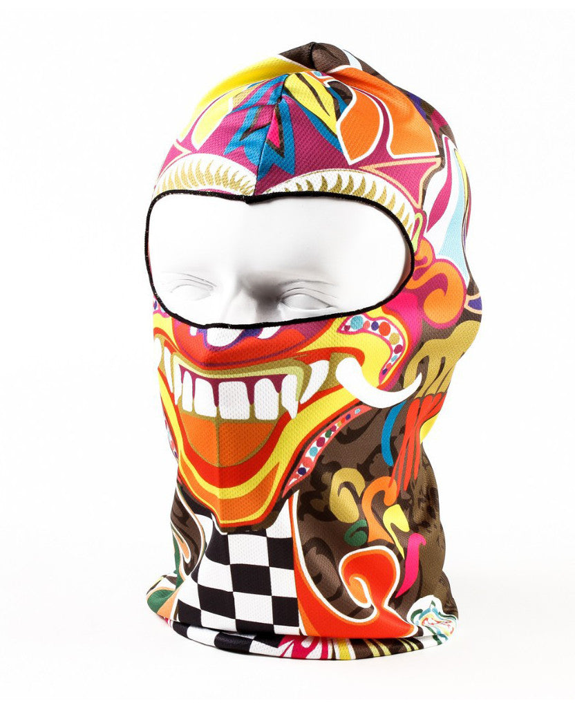 Clown Ski Mask : crazy clown ski mask ~ Vivirlamusica.com Haus und Dekorationen