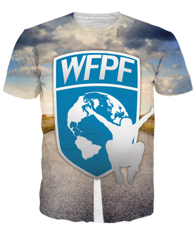 WFPF Open Road Logo T-Shirt