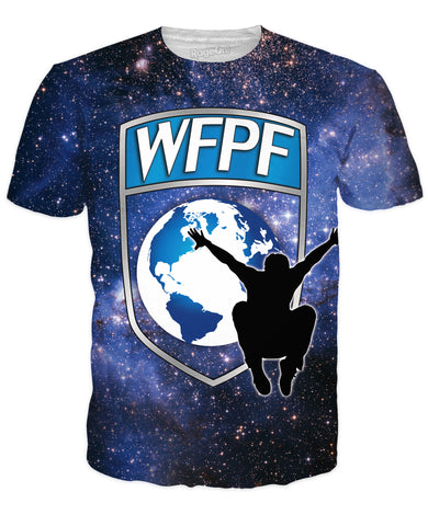 WFPF Space Logo T-Shirt