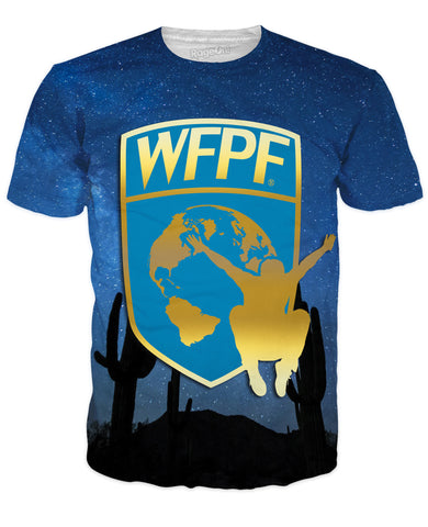 WFPF Starry Night Logo T-Shirt