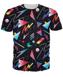 Galaxy Shapes T-Shirt