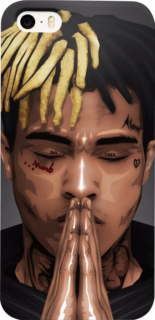 XXXTENTACION / Pray / FREE X Phone Case