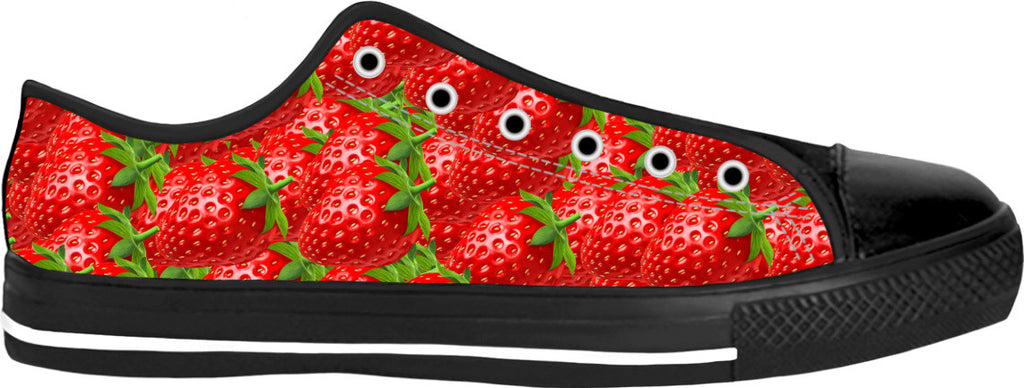 Strawberry Shoes 2
