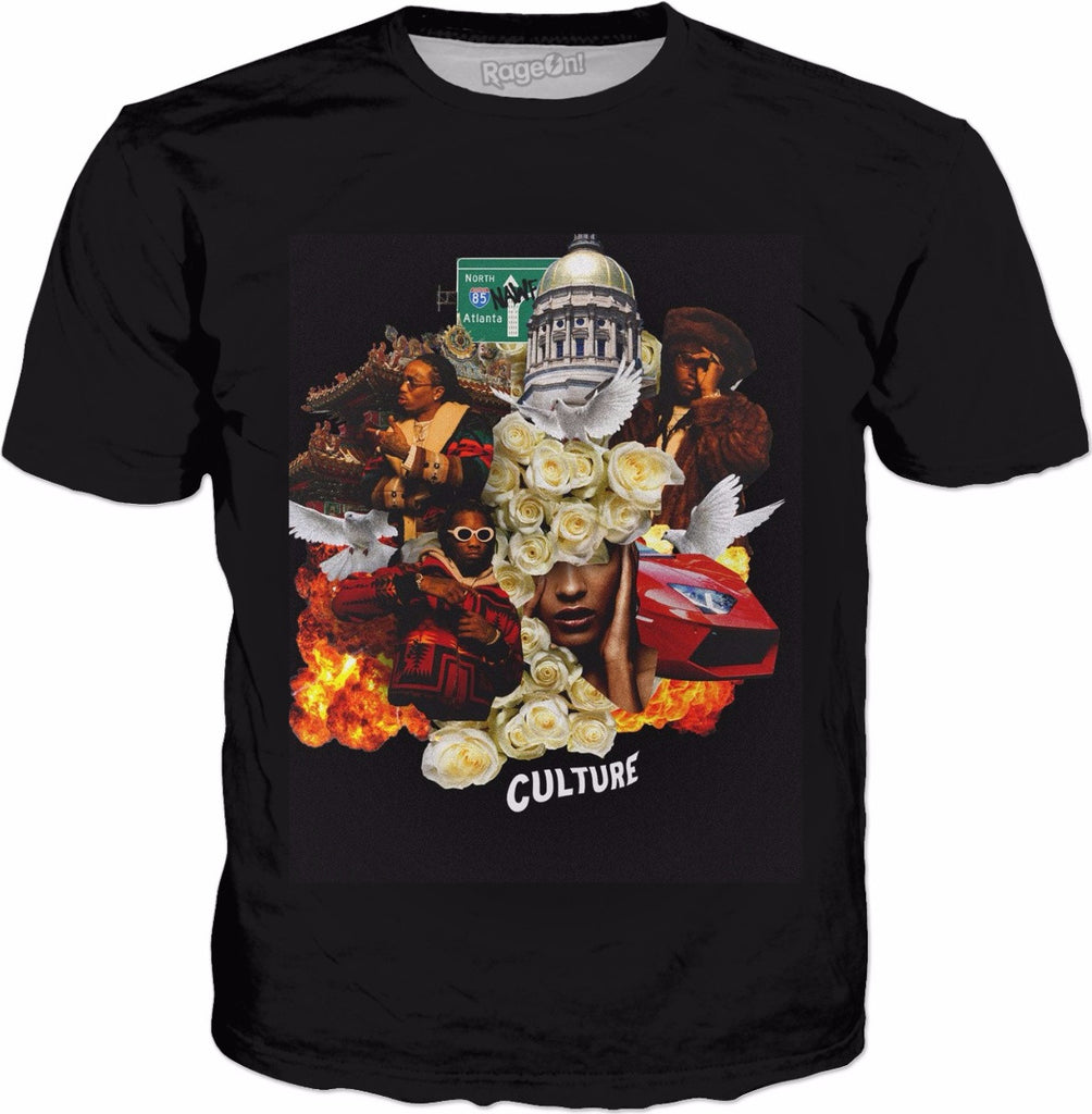 Migos culture t shirt for T shirt by migos