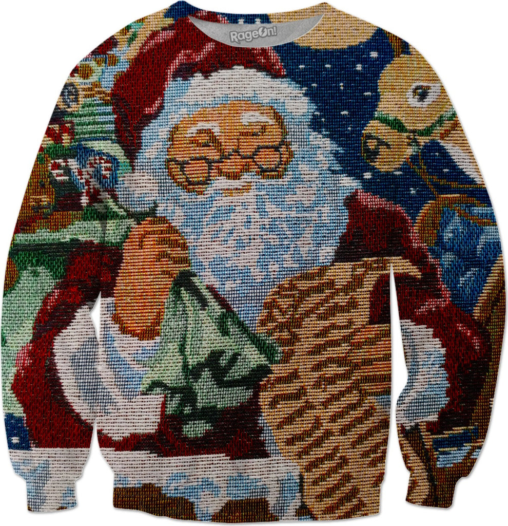 Is my Christmas sweater ugly?