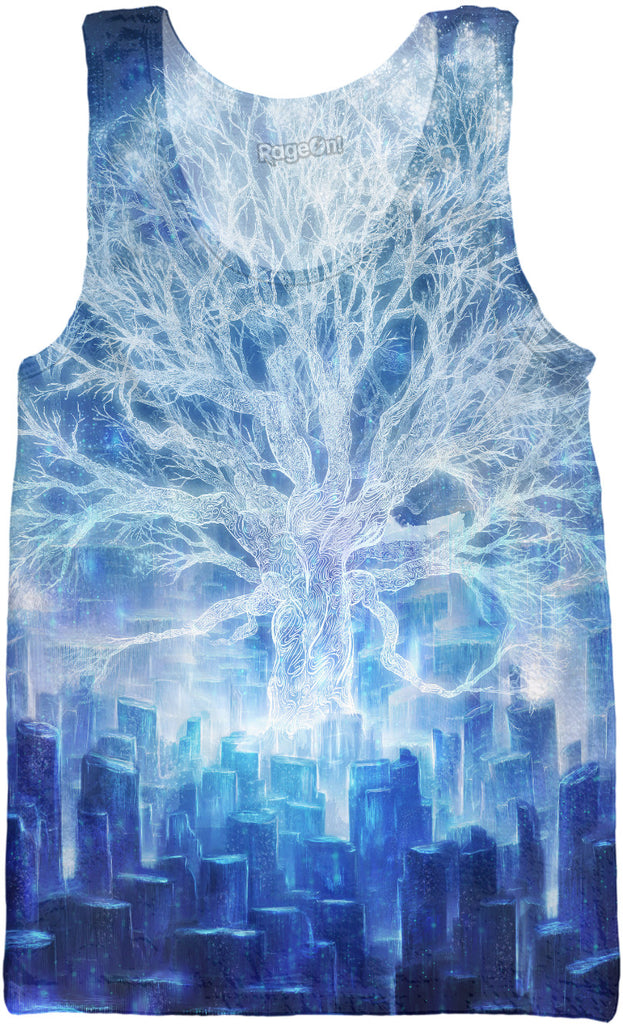 The Spirit Tree Tank Top