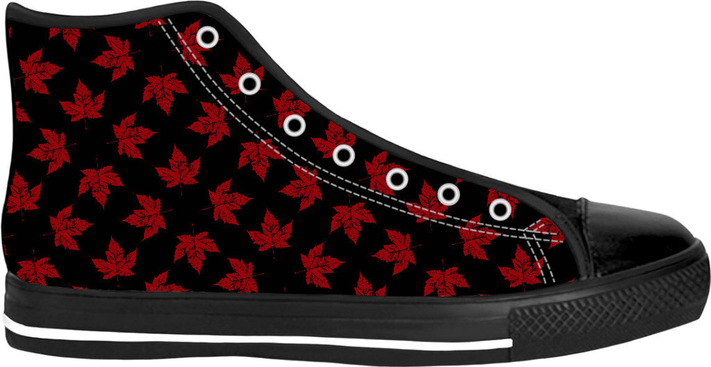 Cool Canada Sneakers Canada High Tops