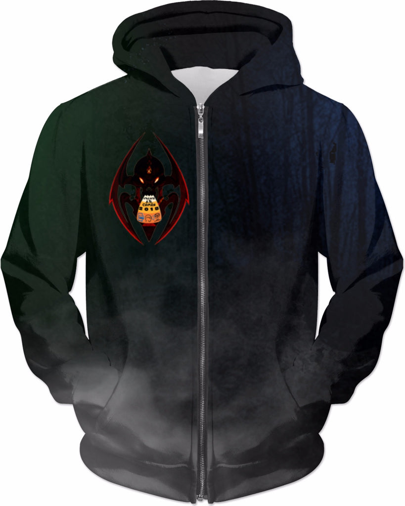 RAZRWING TREATS by SAM JESS SUSAN for SEDUCTION Hoodie