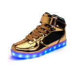Light Up High Tops