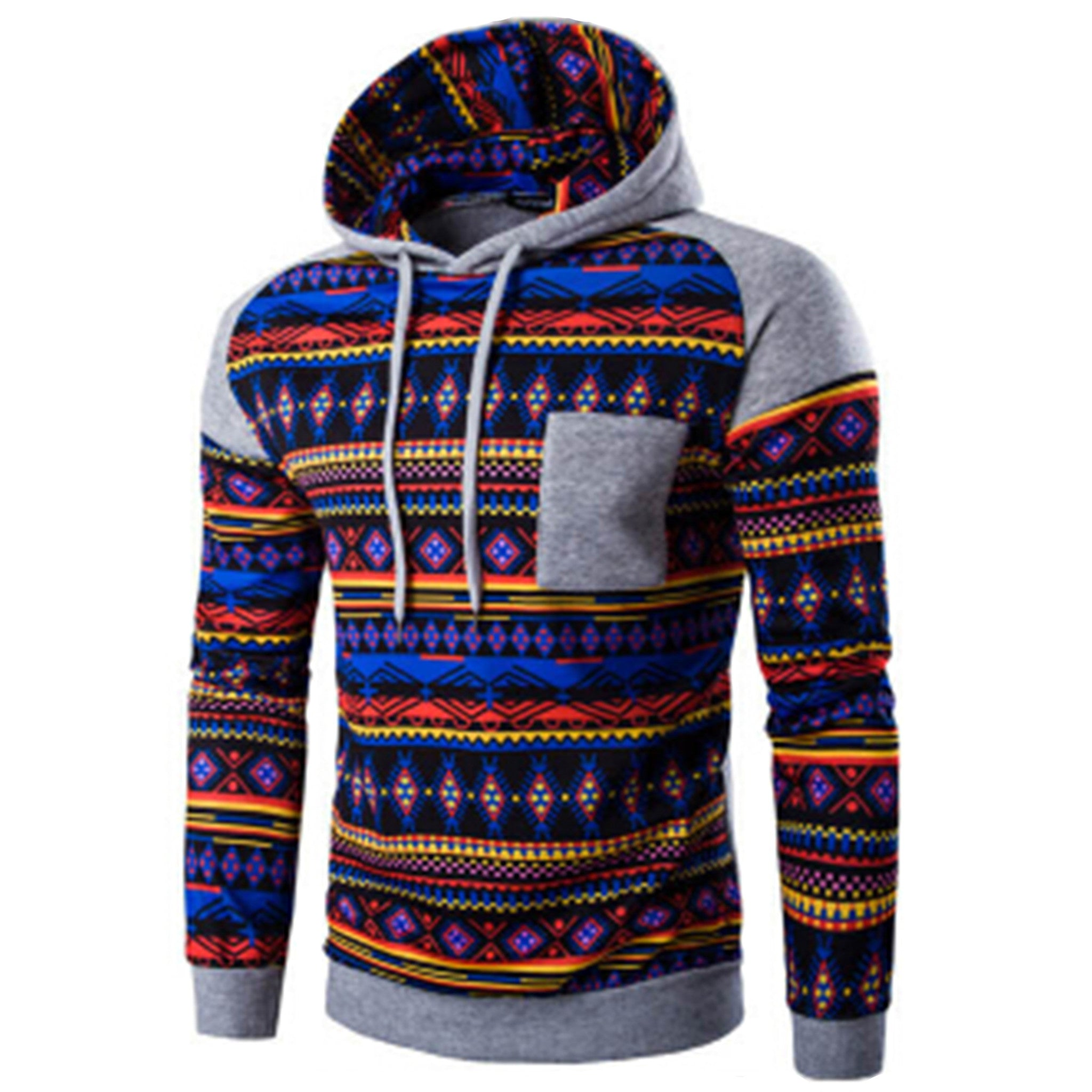 Native Pullover Hoodie