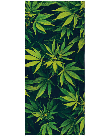 Weed Beach Towel