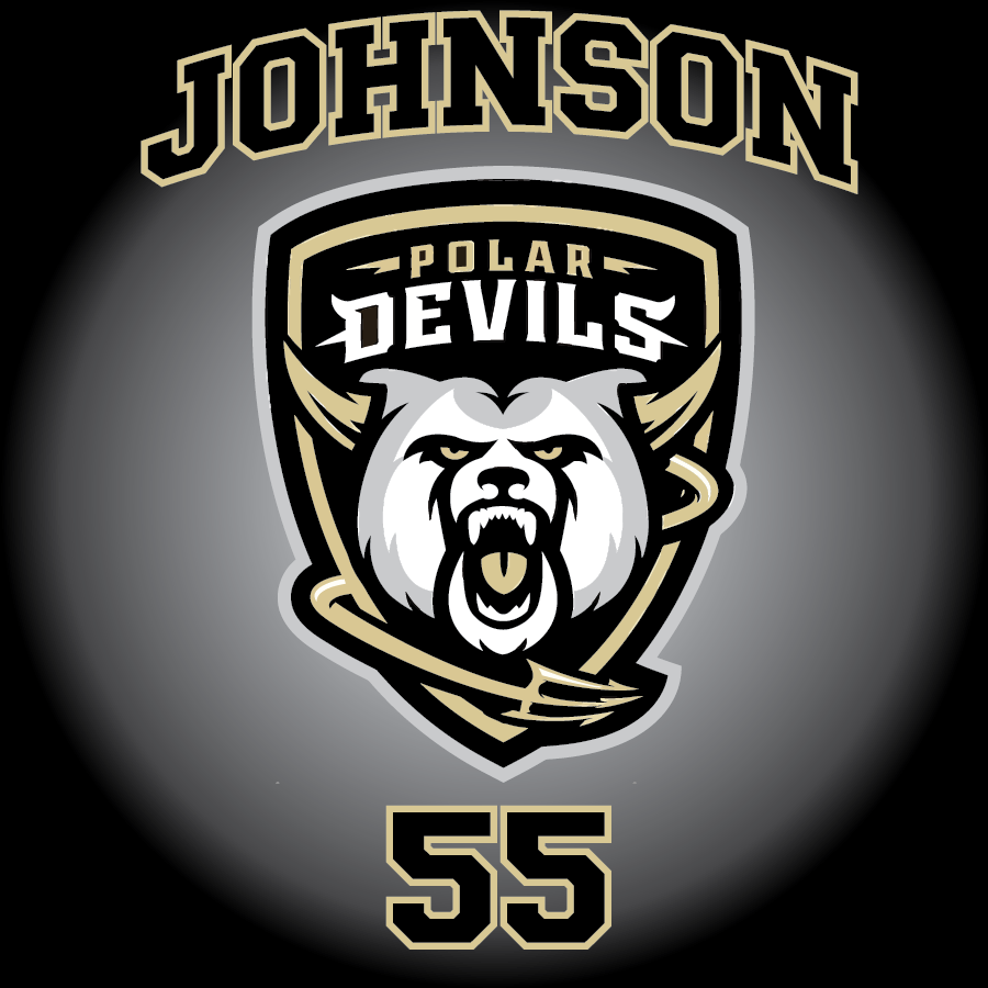 COMO JOHNSON POLAR DEVILS