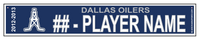 DALLAS OILERS