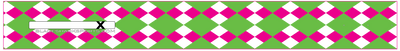 HOT PINK NEON GREEN