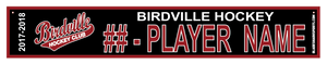 BIRDVILLE HOCKEY