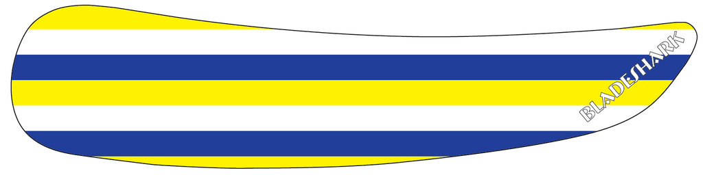YELLOW/BLUE/WHITE