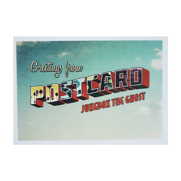 Greetings From Jukebox Post Cards