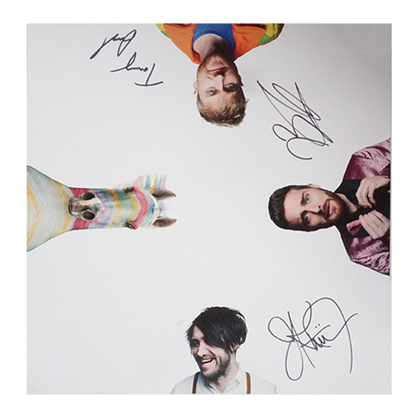 12 x 12 Limited Edition Signed Poster