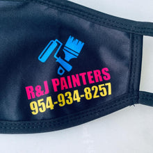 Load image into Gallery viewer, *Custom Branded* Premium Printed Printed 3-Ply Sublimated Masks (25 & 50 Count)