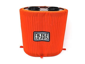 FILTERWEARS Pre-Filter K399 For K&N Air Filter E-0644 Ford Motorcraft FA-1927 FA-1928 - FILTERWEARS