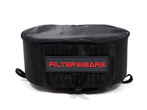 FILTERWEARS Pre-Filter K121 For K&N Filters 59-2840 59-2870 RC-2900, 22-2840 Filter Wrap - FILTERWEARS