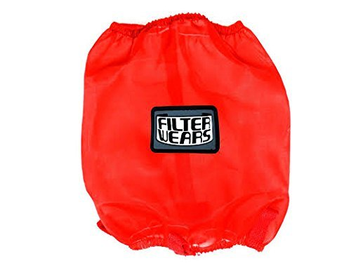 FILTERWEARS Pre-Filter K222 For K&N HA-4504 Honda 17254HP1000 - FILTERWEARS