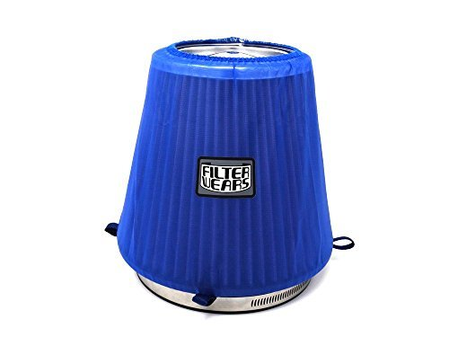 FILTERWEARS Pre-Filter K258 For K&N Air Filters RC-4700 RC-4470, 57-9015-1 - FILTERWEARS
