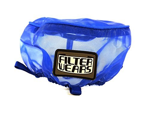 FILTERWEARS Pre-Filter K136 For K&N Air Filters E-3180 E-3212 RA-0450, 22-8017 Filter Wrap