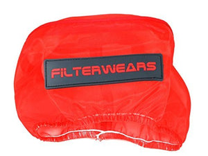 "FILTERWEARS Pre-Filter K175 Water Repellent Fits K&N Air Filter E-3190 6.00""D x 3.25""H - FILTERWEARS"