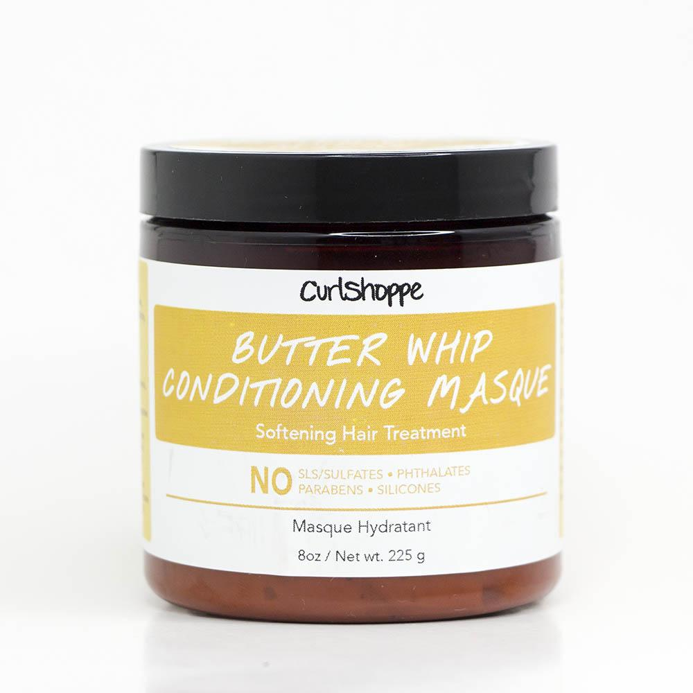 Masque hydratant au ghassoul Butter Whip