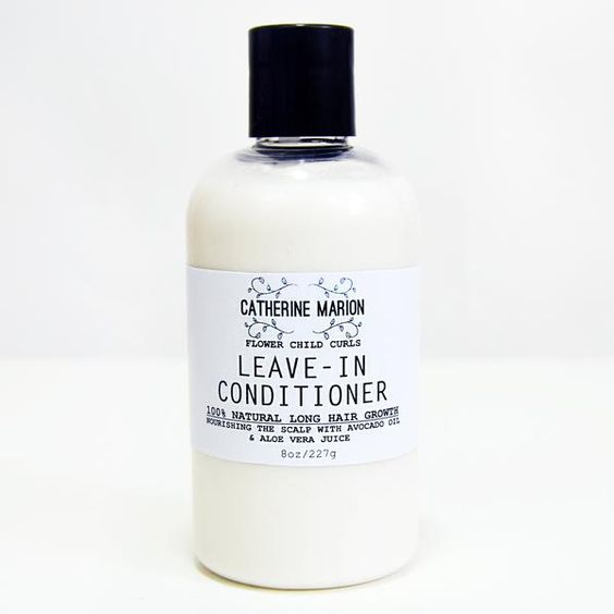 Leave-in conditioner à l'aloès