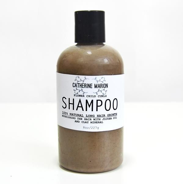 Earth Clay | Shampoing naturel au bentonite et plantes
