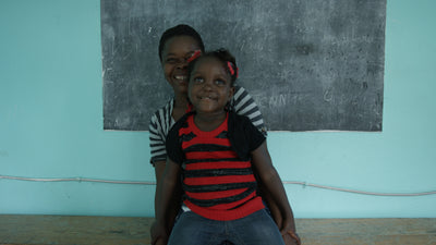 Meet 7 year old Planika | Haiti