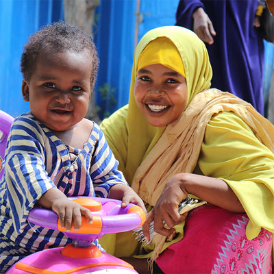 Meet  2 year old Farhiyo | Somalia