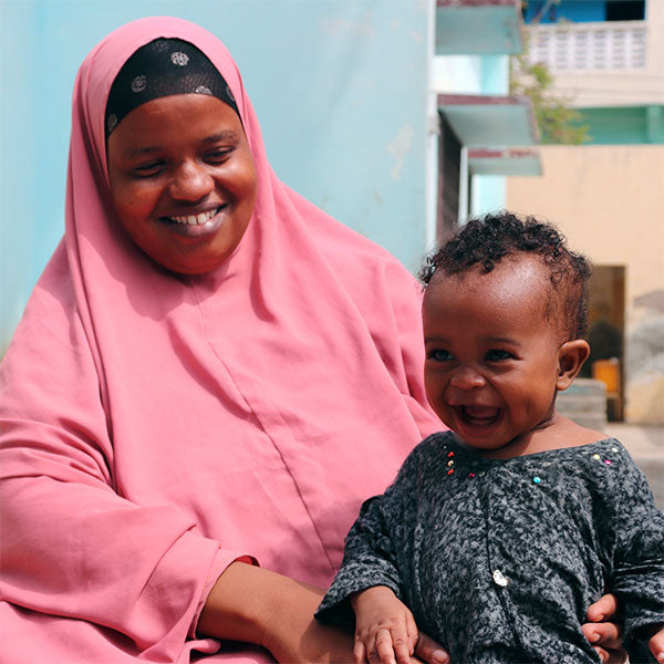 Meet 1 year old Iqra | Somalia