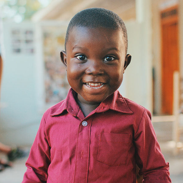 Meet 5 year old Peterlove | Haiti