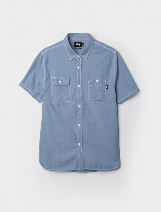 Stussy SS Chambray Button Up