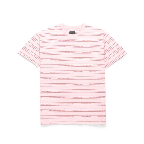 10 Deep Garment Supply Stripe Shirt