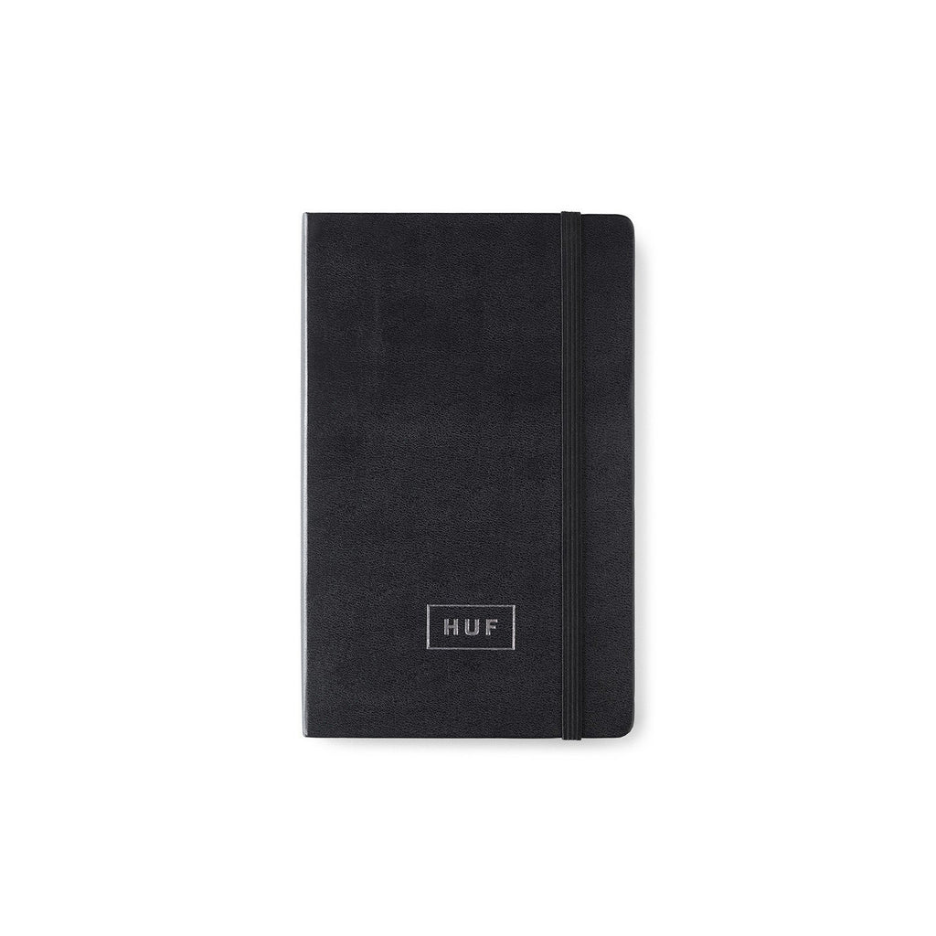 Huf Leather Bound Notebook
