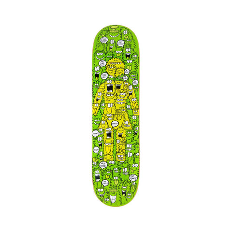 Girl Kennedy Lyons Monsters Deck