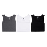 HUF 3 Pack Assorted Tanks