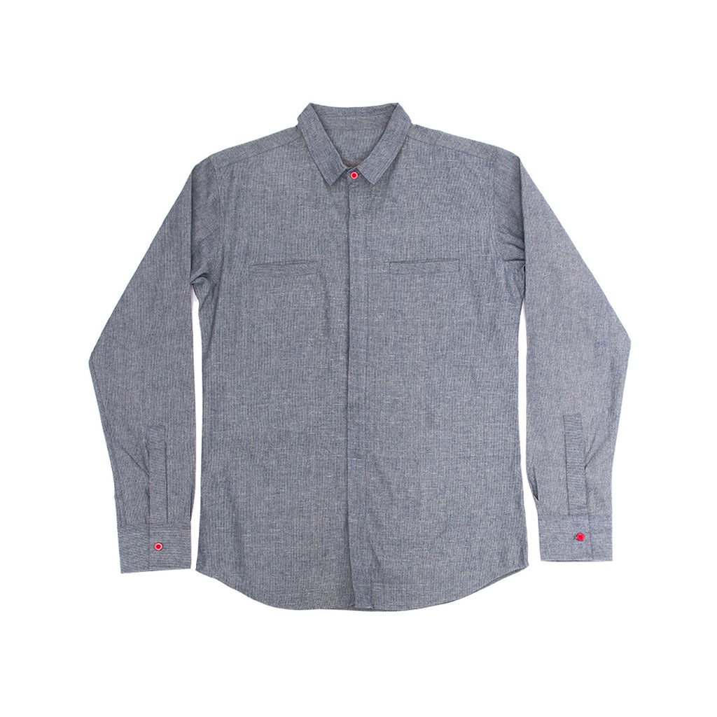 Akomplice Patrick LS Button Up