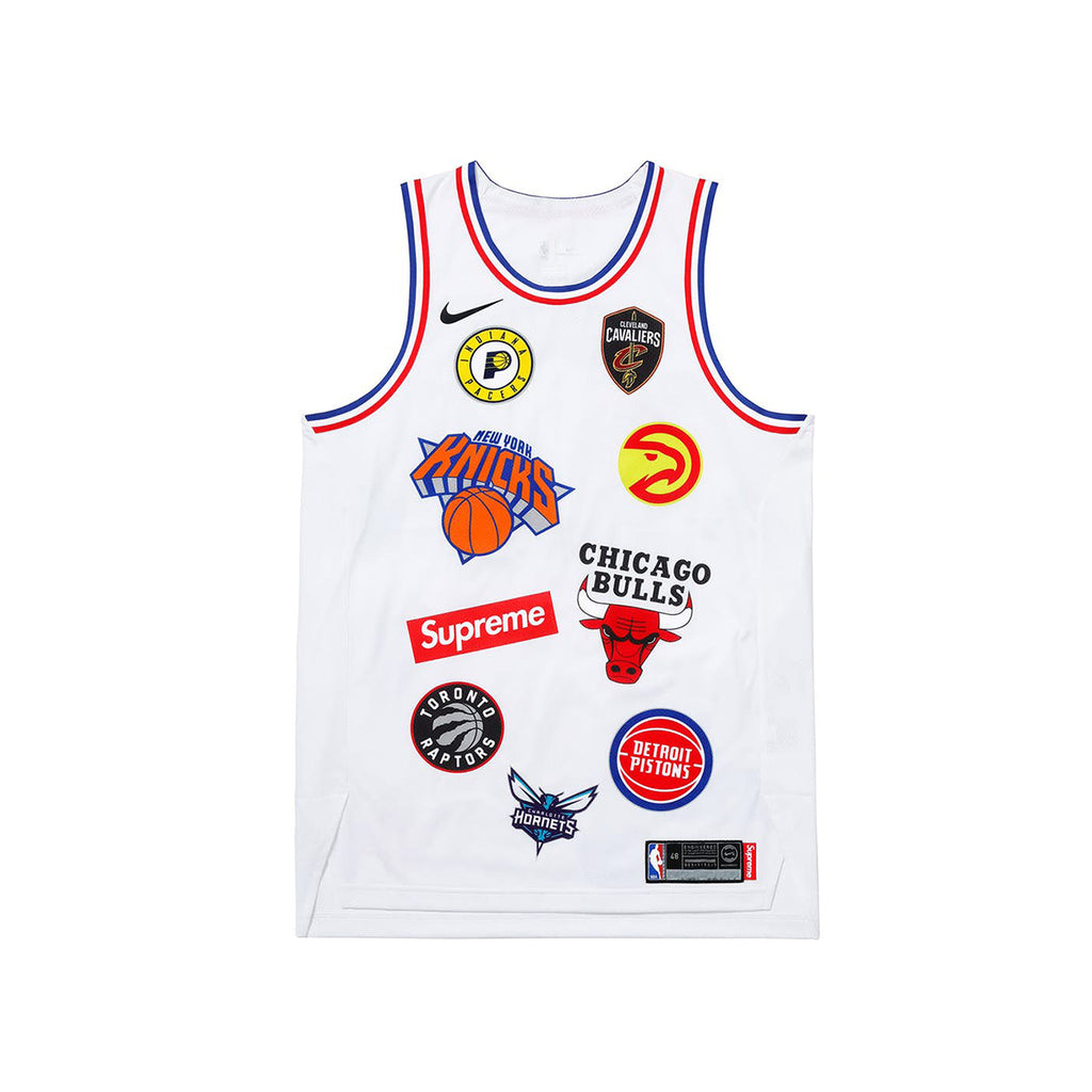 on sale 20064 9b9d3 Supreme Nike/NBA Teams Jersey - N°4