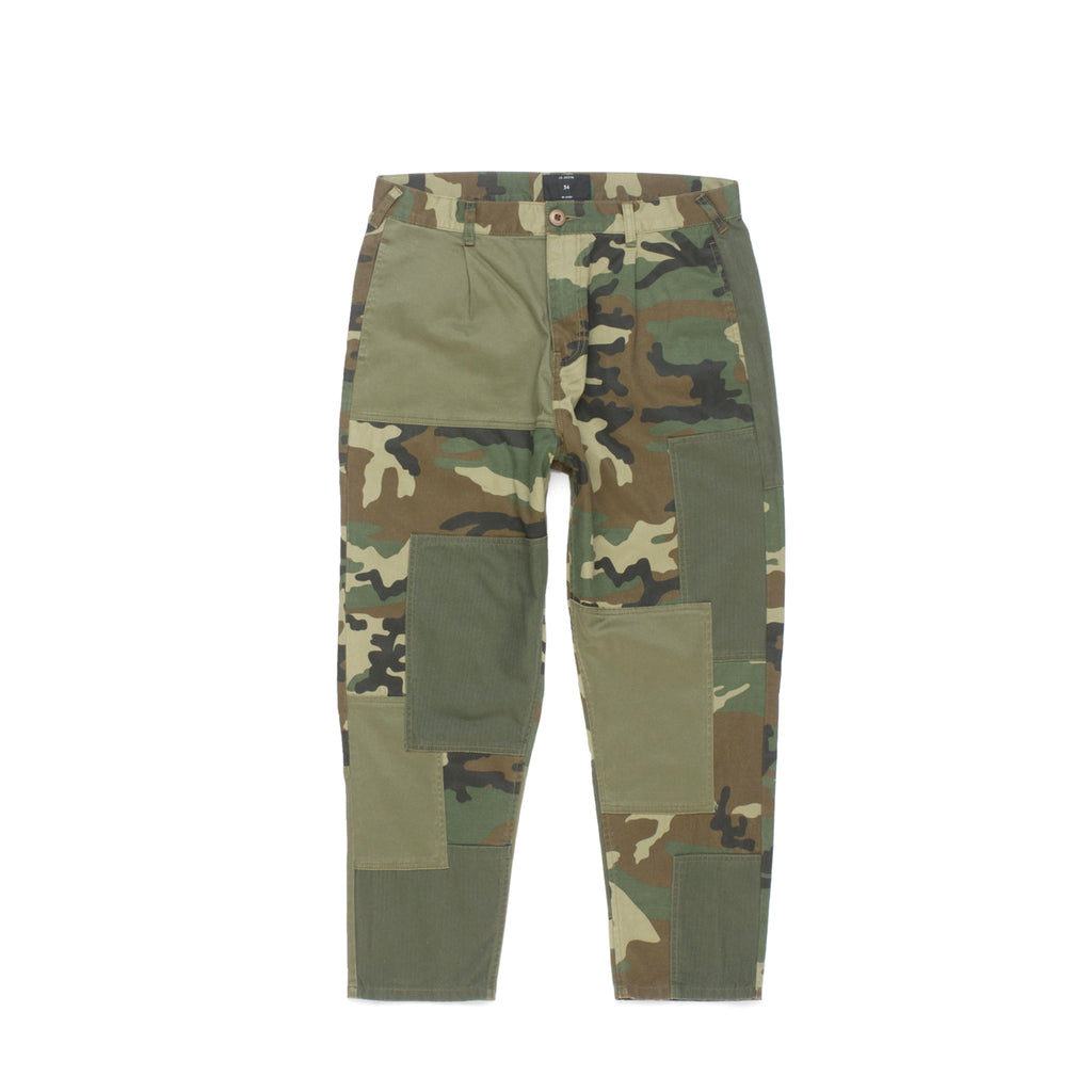 10 Deep Many Wars Woodland Camo Pant